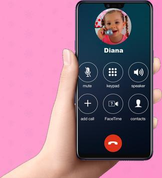 Fake call Funny Kids Prank Pro screenshot 4