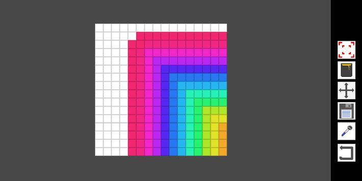 Pixel Art Maker screenshot 1