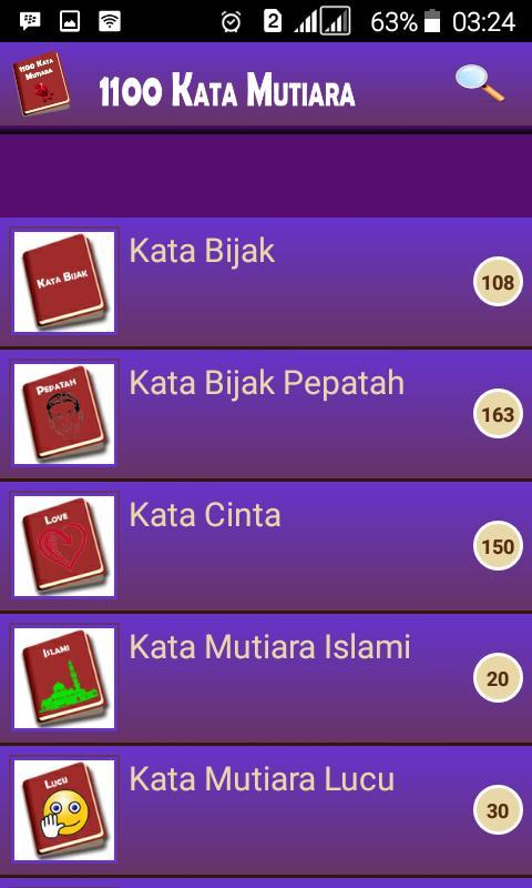 1100 Kata Mutiara For Android Apk Download