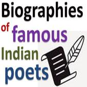 Famous Indian Poets Biographies icon