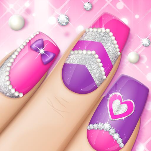 時尚指甲彩繪 - 指甲彩繪圖案