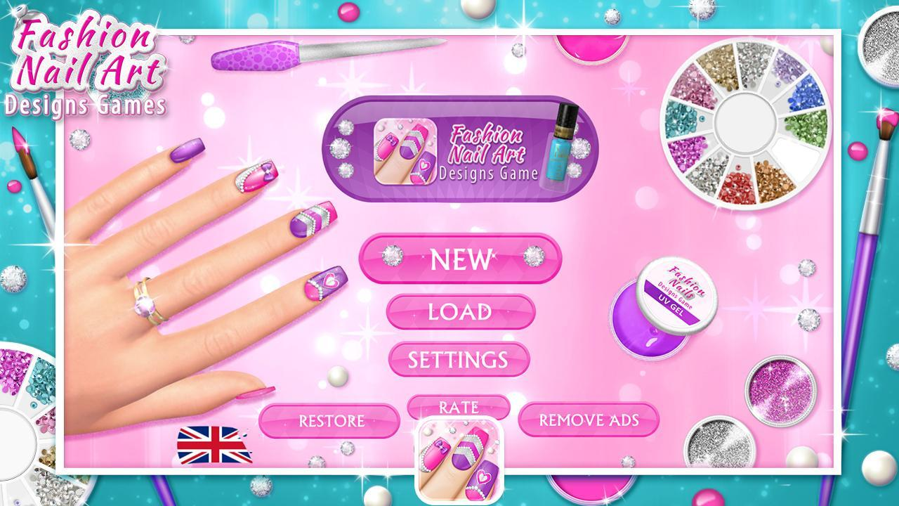 Fashion Nail Art Designs Game for Android - APK Download