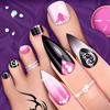Дизайн ногтей - Салон красоты игры ногти иконка