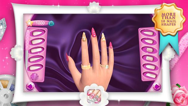 Fashion Nails 3D Girls Game0