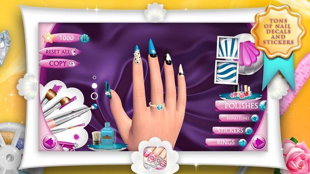 Fashion Nails 3D Girls Game7