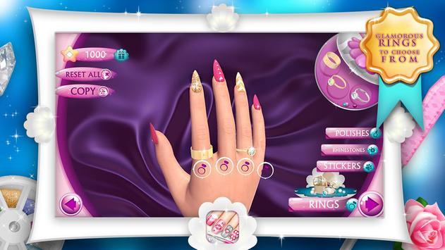 Fashion Nails 3D Girls Game5