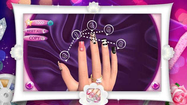 Fashion Nails 3D Girls Game6