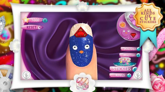 Fashion Nails 3D Girls Game8