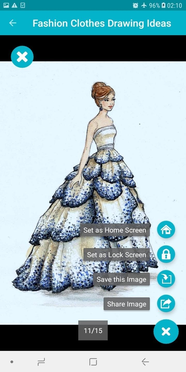 Drawing Fashion Clothes Design Ideas For Android Apk Download