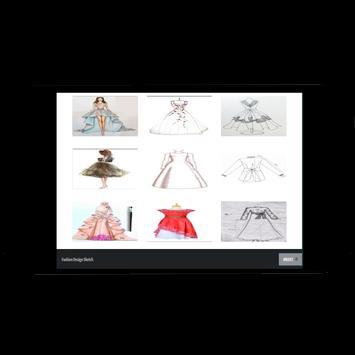 Fashion Design Sketch screenshot 2