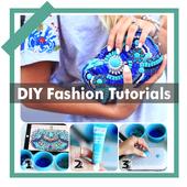 60+ DIY Fashion Design Tutorial Step by Step Easy icon