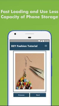 60+ DIY Fashion Design Tutorial Step by Step Easy screenshot 2