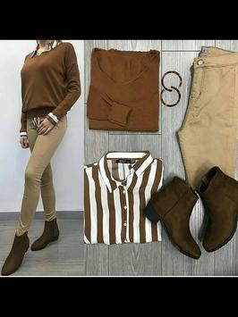 Fashion Outfit Ideas -Teen Styles screenshot 5