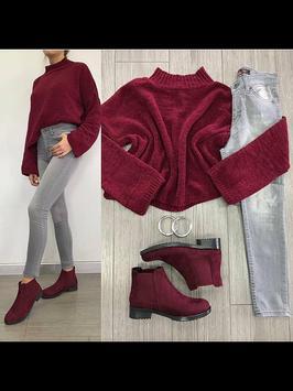 Fashion Outfit Ideas -Teen Styles screenshot 8