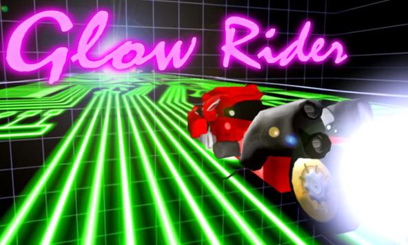 Glow Rider poster