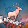 Animal Adventure: Downhill Rush ikona