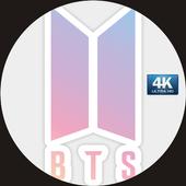 BTS KPOP Wallpaper HD icon