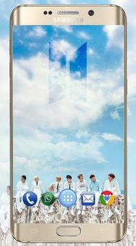 BTS KPOP Wallpaper HD screenshot 5