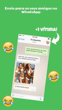 Pegadinha Zap Zap - Moreno do WhatsApp captura de pantalla 4