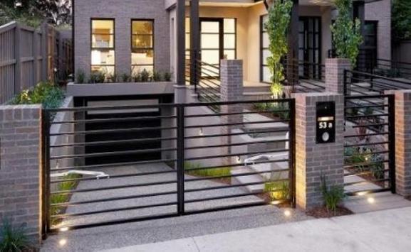Fence House Design screenshot 2