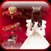 Princess Photo Editor icon