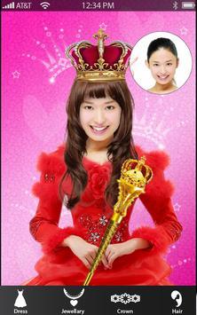 Princess Photo Editor screenshot 5
