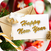 Happy New Year Cards 2019 icon