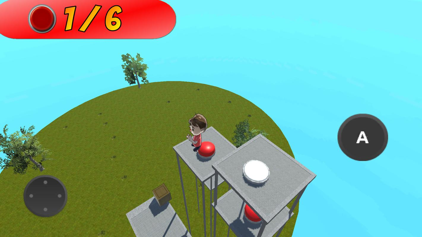 Hit The Button! 3D For Android