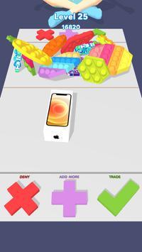 5 Schermata Fidget Trading 3D