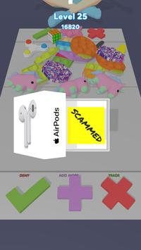 1 Schermata Fidget Trading 3D
