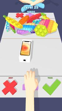 2 Schermata Fidget Trading 3D