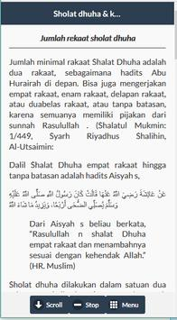 Sholat Dhuha screenshot 4