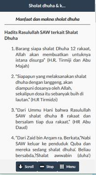 Sholat Dhuha screenshot 8