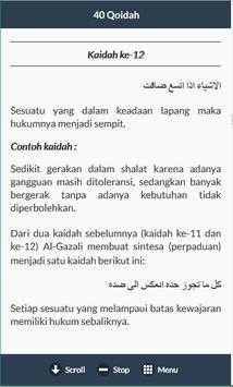 Terjemah Kitab Ushul Fiqih screenshot 4