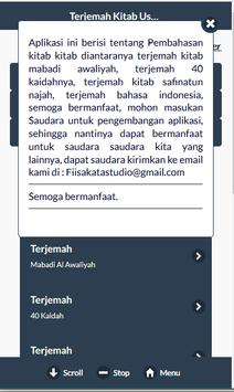 Terjemah Kitab Ushul Fiqih screenshot 13