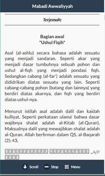 Terjemah Kitab Ushul Fiqih screenshot 2