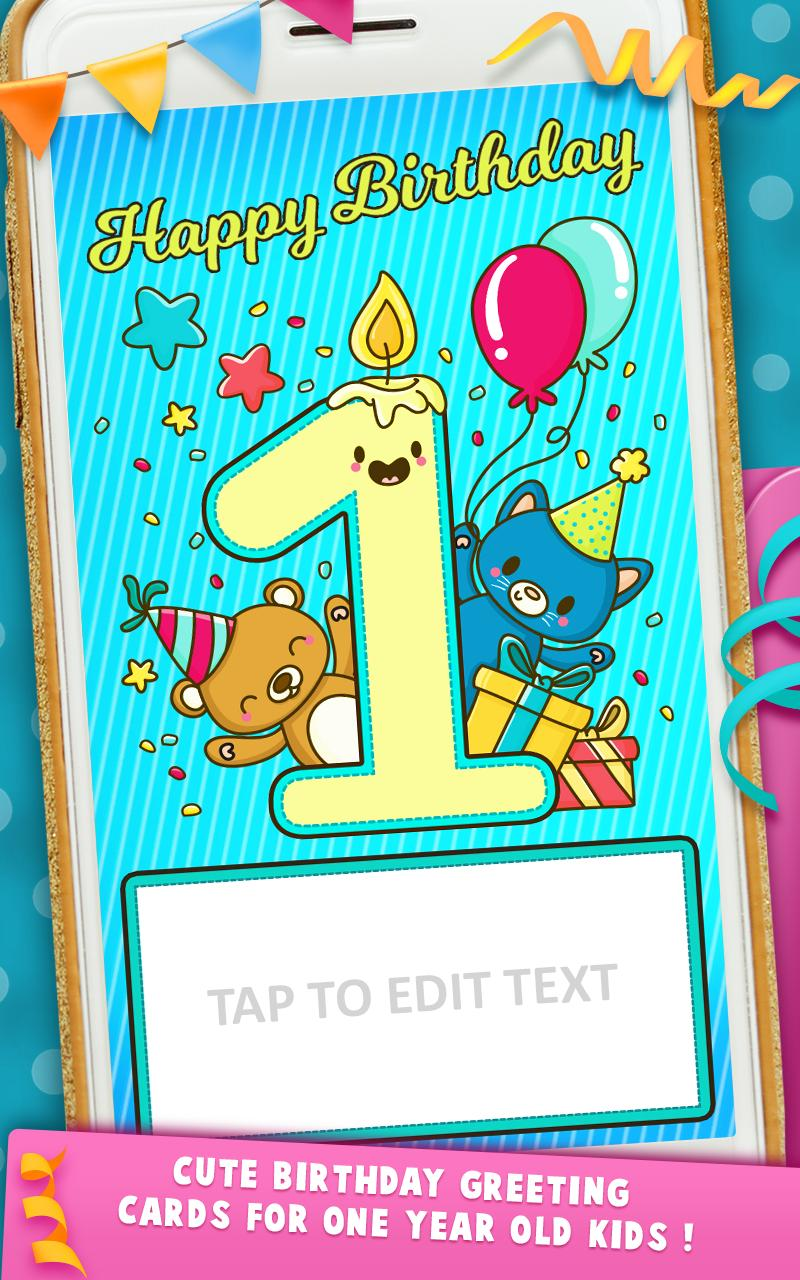 بطاقة دعوة عيد ميلاد اطفال Fantastic Ideas