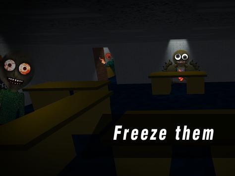 Five Nights of Basic Education Animatronics screenshot 10