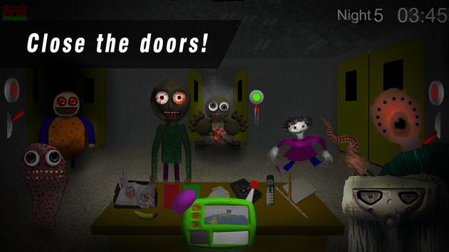 Five Nights of Basic Education Animatronics screenshot 13
