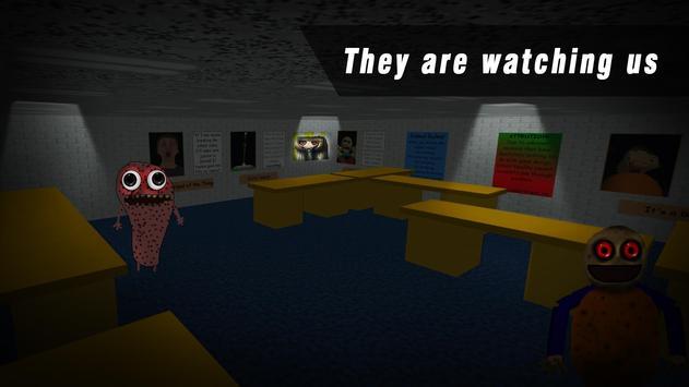 Five Nights of Basic Education Animatronics screenshot 15