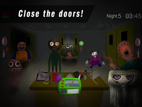 Five Nights of Basic Education Animatronics screenshot 7
