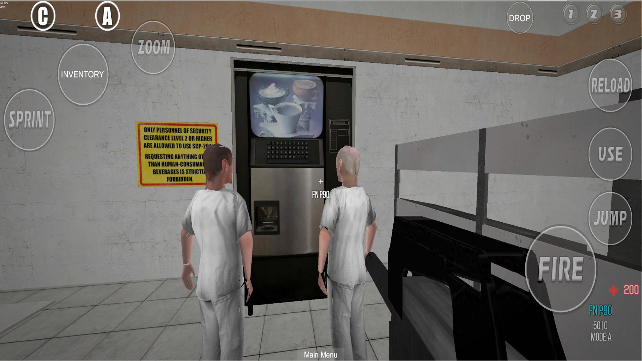 Roblox Mtf Scp Scp Site 19 For Android Apk Download