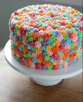 Cake Icing  Decor idea poster