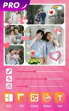 Valentine Collage Maker screenshot 3