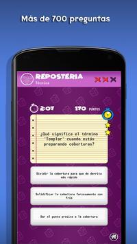 Hostelería Quiz screenshot 2