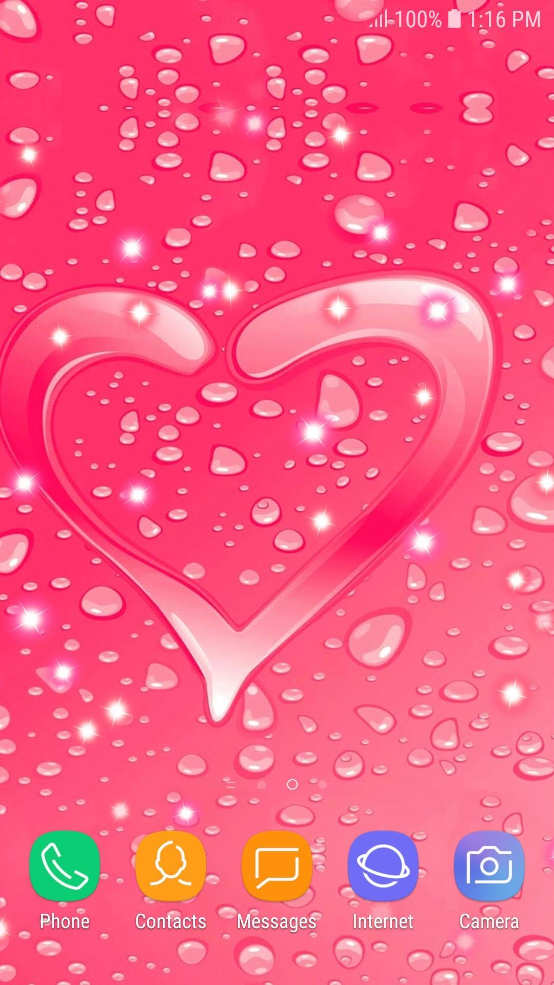 Cute Pink Wallpapers For Girls For Android Apk Download