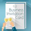 Formal Business Invitation Card Maker icon