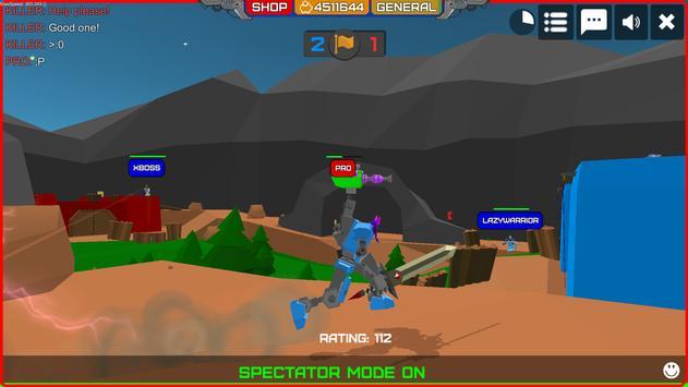 Armored Squad: Mechs vs Robots Online Action captura de pantalla 4
