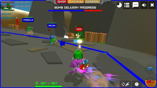 Armored Squad: Mechs vs Robots Online Action captura de pantalla 5