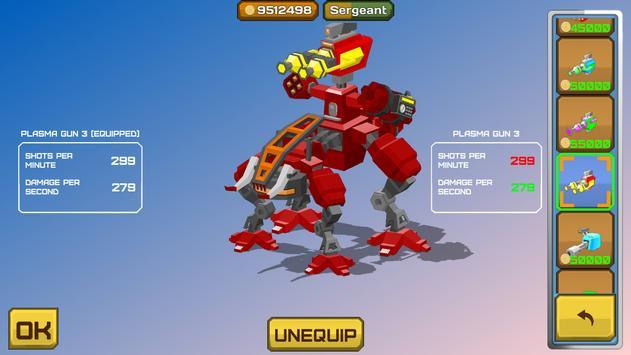 Armored Squad: Mechs vs Robots Online Action captura de pantalla 6